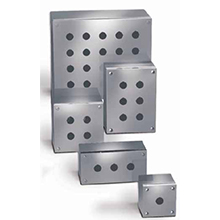 skrine pushbutton boxes